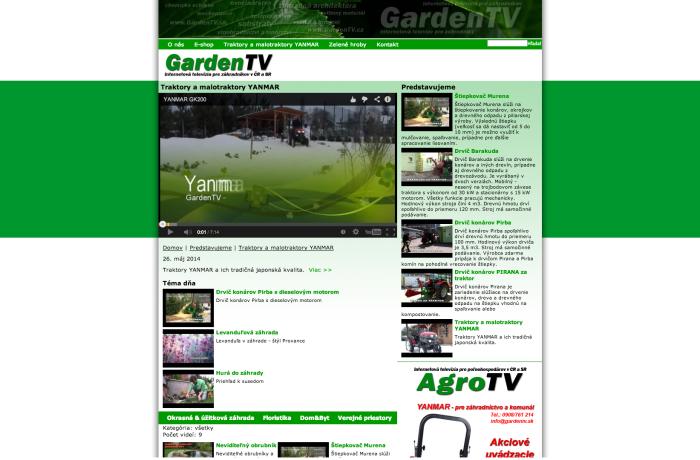 GardenTV.sk