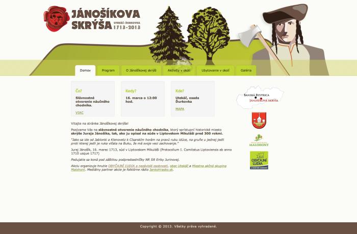 JanosikovaSkrysa.sk