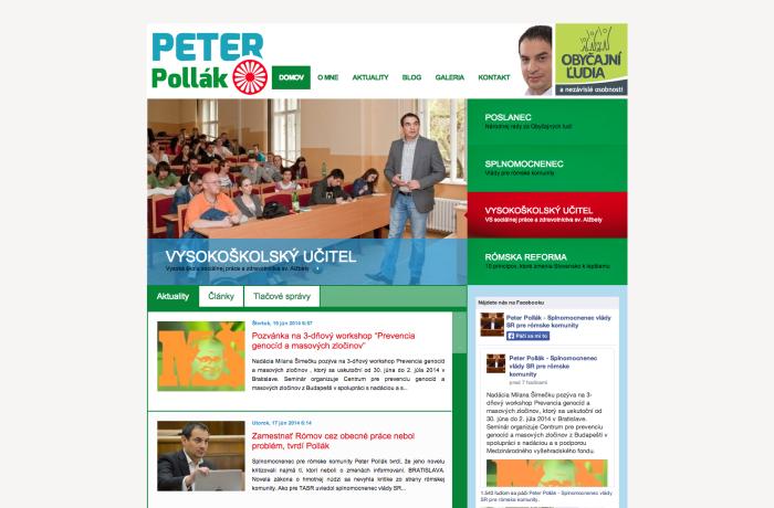 Peterpollak.sk