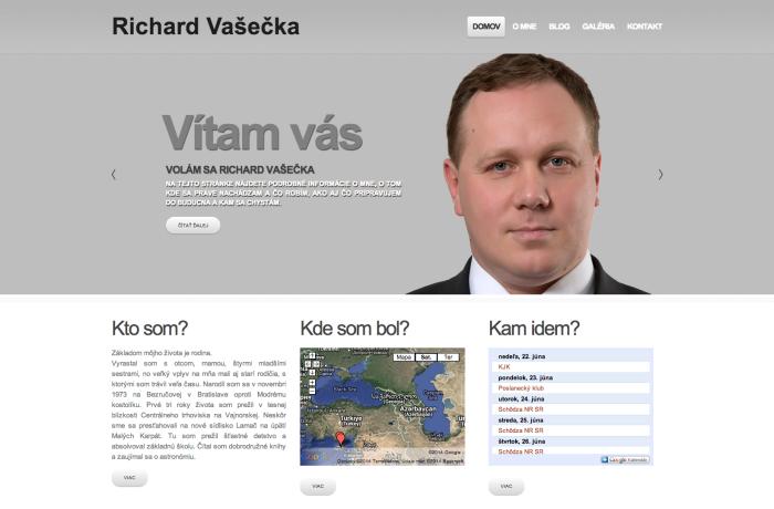 RichardVasecka.sk